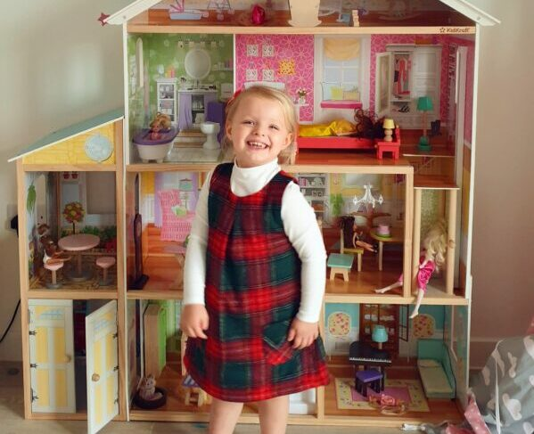 KidKraft Majestic Mansion Wooden Dollhouse